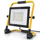 Brandson - LED Baustrahler 100W - Arbeitsleuchte - Arbeitsscheinwerfer - Bauscheinwerfer - inkl....
