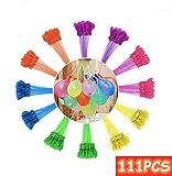 AMZYY Wasserballonset Für Kinder, Einfaches Und Schnelles Sommerspritzen, Geeignet Für Sommerspaß...