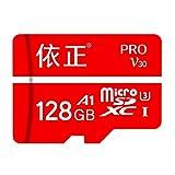 ZWMG TF-Karte 128 GB Überwachung unterstützt Fat32-Format dedizierte Karte 128 GB Handy High Speed...