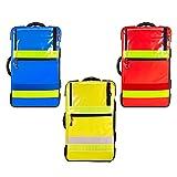 Fenomed Pro Notfallrucksack XL mit Sauerstoffflaschenhalterung (Blau)