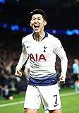 Fußballposter 'Heung Min Son Tottenham Hotspur SPURS 12031 (A3-A4-A5)