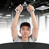 Estink Trizeps V-förmige Bar Fitnessgriff aus Stahl für Kabelausrüstung Befestigung sowohl für...