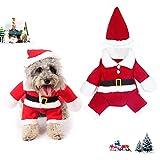 TaimeiMao Weihnachten Hund Kleidung,katzenbekleidung,Hund Weihnachten kostüm,katzenbekleidung...
