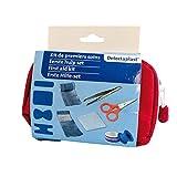 Detectaplast Verbandskasten für Zuhause, Erste Hilfe Set für die Behandlung von Wunden, tragbare...