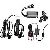 Xiaomu Motorrad Dash Cam,Dashcam Vorne und Hinten Autokamera,125°...