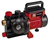 Einhell Gartenpumpe GC-GP 6040 ECO (600 W, max. 3.6 bar, 4000 L/h Frdermenge, Wasserfllanzeige,...