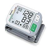 Beurer BC 51 Handgelenk-Blutdruckmessgerät, Positionierungsanzeige, XL-Display, farbiger...
