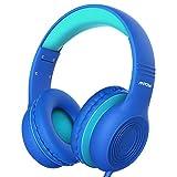 Kinder Kopfhörer, Mpow CH6S Kopfhörer für Kinder mit 85dB Lautstärkeregler Schalter Over-Ear...