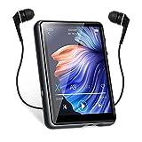 32GB MP3 Player Bluetooth 5.0 MECHEN 2,4'' Touchscreen Tragbarer MP3-Player zum Laufen mit...
