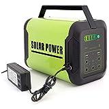 LIUDOU Tragbarer Stromerzeuger 192WWW Wechselrichter Kraftwerk AC-Ausgabe Notfallleistung, Angeklagt...