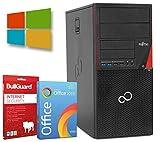 Multimedia Tower PC | Intel Core i7-3770@ 3,4GHz | 8GB | 128GB SSD + 500GB HDD | Windows 10 Pro |...