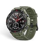 Amazfit Smartwatch Herren T-Rex 1,3 Zoll Outdoor Digitale Uhr wasserdichte Sportuhr mit...