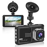 Aigoss Dashcam Autokamera, FHD 1080P Video Recorder mit...