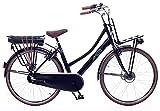Amigo E-Pulse - Elektrofahrrad für Damen - E-Bike 28 Zoll - Damenfahrrad mit Shimano 3-Gang -...