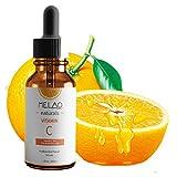 Vitamin C Serum 20% Vitamin C + Hyaluronsäure + Vitamin E. Natürliche AntiAging + Anti Falten +...