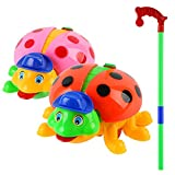 Guohailang Baby Walker Early Education Learning Gehen Spielzeug for über 3 Jahre Alten Kinder...