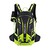 toptrek Fahrradrucksack 20L Fahrrad Rucksäcke mit Regenschutz und Helmabdeckung Wasserdicht...