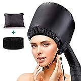 Bonnet Attachment, Trockenhauben für Haare, Haarpflege Thermal Dampfer Cap, Befestigung...