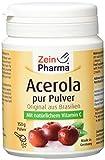 ZeinPharma Acerola Pulver 150g 8 Wochen Vorrat ultrahochdosierte Vitamin C Quelle Hergestellt in...