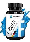 PREMIUM F-BURN Veganer Stoffwechsel Komplex I 100 Kapseln I Hochdosiert von Bodyexperten entwickelt...