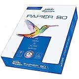 Avery Zweckform 2563 Drucker-/Kopierpapier (500 Blatt, 90 g/m², DIN A4 Papier, hochweiß, für alle...