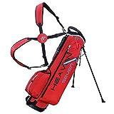 Big Max Heaven 7 Golf Standbag - Ultraleicht - 2019 Rot