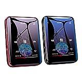 MP3-Player Bluetooth Musik-Player mit 4G Storage Full Touch Screen beweglicher FM Radiorecorder für...