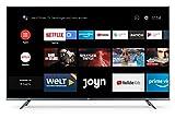 Xiaomi Mi Smart TV 4S 55 Zoll (4K Ultra HD, Triple Tuner, Android TV 9.0, Fernbedienung mit...