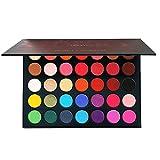 35 Color Studio Lidschatten Palette Makeup Palette, Perfekt Untereinander Kombinierbare Farbnuancen,...