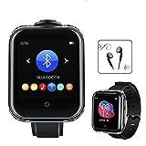 Bluetooth5.0 MP3-Player mit Uhrenarmband Eingebauter Lautsprecher 16 GB Voller Touchscreen Tragbarer...