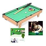 Tisch Kindertischbillardtisch Große Und Mittlere Schwarz 8 Billardtisch Indoor Coole Spiele Mini...