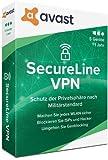Avast SecureLine VPN - 5 Geräte - 1 Jahr|2020|5 Geräte - 1 Jahr|5 geräte - 1 Jahr|PC,Laptop,...