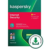 Kaspersky Internet Security 2021   1 Gerät   1 Jahr   Windows/Mac/Android   Aktivierungscode per...