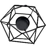 Kamenda geometrischer Kerzenhalter, nordischer minimalistischer Stil, Ornamente, Wandleuchte,...