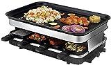 ZHUYUE Ausgezeichnet Elektro-Table Top Grill BBQ Hot Plate Haushalt Grill Pot Smoke-Free Non-Stick...