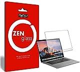 ZenGlass Flexible Glas-Folie kompatibel mit Apple MacBook Pro 15 Zoll (2019) Touchbar Panzerfolie I...