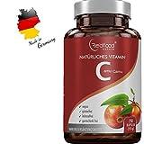 REDFOOD Camu Camu Extrakt 600mg natürliches Vitamin C Hochdosiert XXL Dose 250 vegane Kapseln...