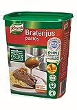 Knorr Bratenjus pastös (vielseitig anwendbar als klarer Bratensaft, Bratensoße und braune Soße)...