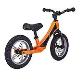 DFSSD Leichtes Fahrrad, Laufrad, Verstellbarer Sitz, kein Pedal-Gehen Balancen-Fahrrad, Luftreifen,...