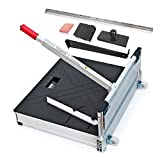 Schnittbreite 630 mm - Der Bautec PROFI Laminatschneider - Parkettschneider - Vinylschneider inkl. 2...