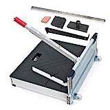 Schnittbreite 630mm - Der Bautec PROFI Laminatschneider - Parkettschneider - Vinylschneider inkl. 2...