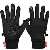 Yobenki Handschuhe Fahrradhandschuhe Warm Winterhandschuhe wasserdichte Touchscreen Handschuhe...