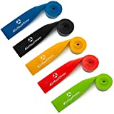 #DoYourFitness® Flossband - 2m Länge in 5 Stärken aus Latex | innovatives Kompressionsband für...