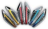 2ST Car Styling Universal-12V Auto-LED-Blinker Licht Lampen Klingenlenklicht Fender...