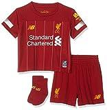 New Balance Kinder Liverpool FC 2019/20 Home Baby Kit Set S Home
