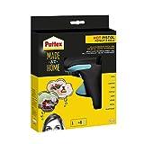 Pattex Made at Home Heißklebepistole, Kleber für kreative Heimwerkarbeiten, Set aus 1x...