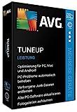 AVG TuneUp - 10 Geräte - 1 Jahr|2020|10 geräte - 1 Jahr|10 Geräte - 1 Jahr|PC, Laptop,...