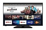 homeX UA50FT5505 Fire TV - 50-Zoll-Fernseher (4K UHD, HDR, Alexa-Sprachsteuerung, Triple-Tuner)...