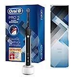 Oral-B PRO 2 2500 Design Edition Elektrische Zahnbürste/Electric Toothbrush mit visueller...