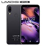 UMIDIGI A3 (2019) Handy ohne Vertrag günstig, Android 9 Smartphone 5.5 Zoll Display, 256GB...